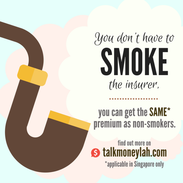 The Cheapest Insurance for Smokers in Singapore