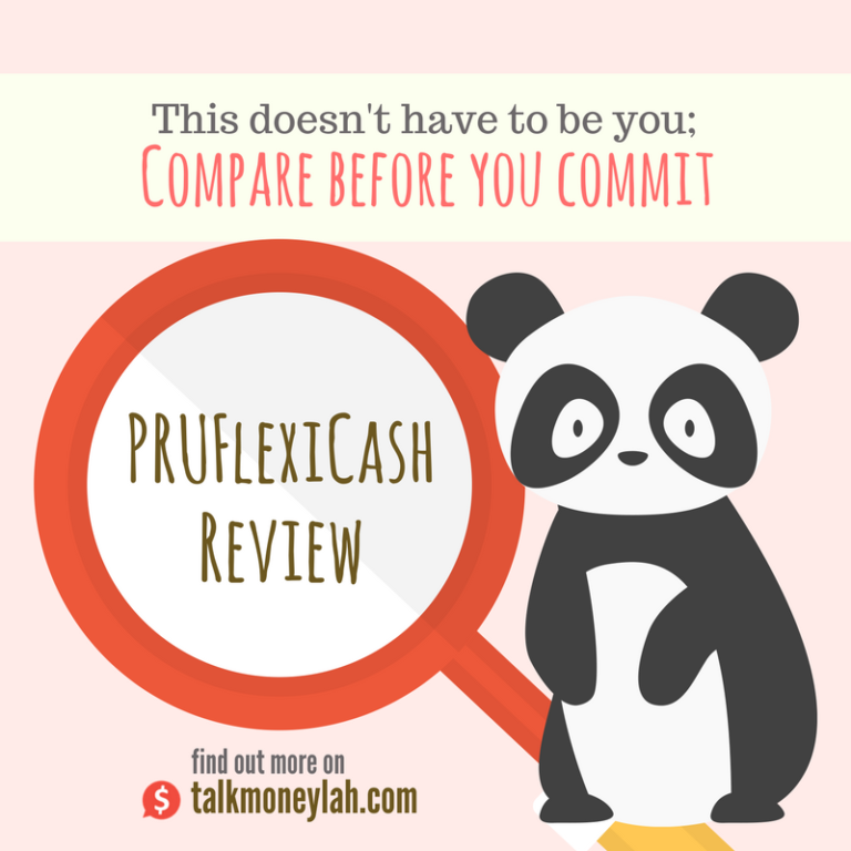 PruFlexiCash Review